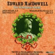 Edward MacDowell (1860-1908): Symphonische Dichtungen, CD