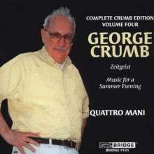 George Crumb (geb. 1929): Makrokosmos III, CD