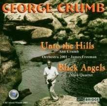 George Crumb (geb. 1929): Unto the Hills (Liederzyklus), CD