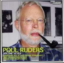 "Poul Ruders (geb. 1949): Symphonie Nr.4 ""Orgelsymphonie"", CD"