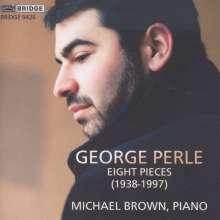 George Perle (1915-2009): Klavierwerke, CD