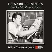 Leonard Bernstein (1918-1990): Klavierwerke, 2 CDs