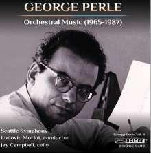 George Perle (1915-2009): Orchesterwerke, CD