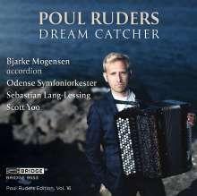 "Poul Ruders (geb. 1949): Symphonie Nr.3 ""Dreamcatcher"", CD"
