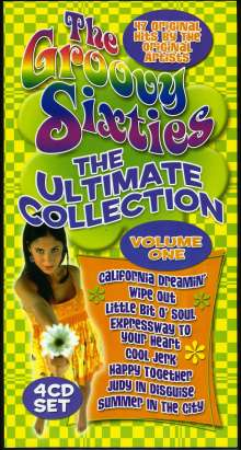 Ultimate Collection: Vol. 1-Groovy Sixties, 4 CDs