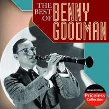Benny Goodman (1909-1986): The Best Of..., CD