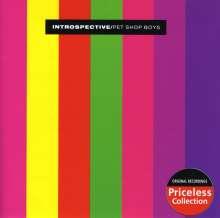 Pet Shop Boys: Inrospective, CD