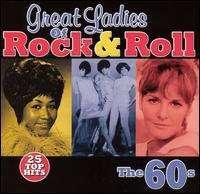 Great Ladies Of R&R: 60'S, CD