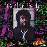 Guitar Shorty (David Kearney): Billie Jean Blues, CD