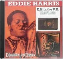 Eddie Harris (1934-1996): E.H. In The U.K. / Is It In, CD