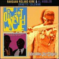 Rahsaan Roland Kirk (1936-1977): A Meeting Of Times / Ornette!, CD