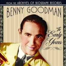 Benny Goodman (1909-1986): Early Years, CD