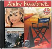André Kostelanetz: Sounds Of Today / Today's Greatest Movie Hits, CD