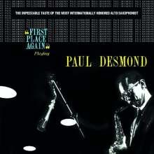 Paul Desmond (1924-1977): First Place Again, CD