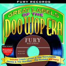 Great Labels Of.-Fury, CD