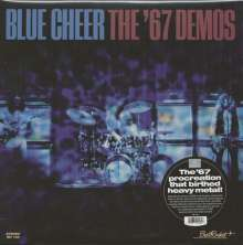 Blue Cheer: The '67 Demos (Colored Vinyl), LP