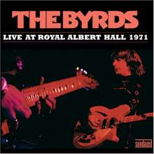 The Byrds: Live At Royal Albert Hall 1971, CD