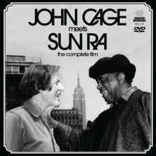 "John Cage & Sun Ra: John Cage Meets Sun Ra: The Complete Film, 1 Single 7"" und 1 DVD"