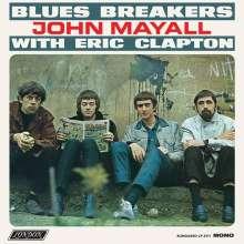 John Mayall: Blues Breakers With Eric Clapton (Blue Vinyl) (Mono), LP