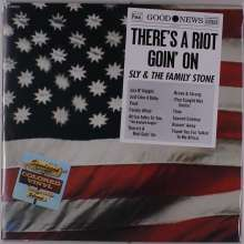 Sly & The Family Stone: There's A Riot Goin' On (Deluxe Edition) (Colored Vinyl), LP