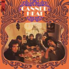 Canned Heat: Canned Heat (Reissue) (Colored Vinyl) (mono), LP