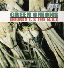 Booker T. & The MGs: Green Onions (180g), LP