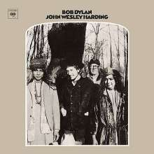 Bob Dylan: John Wesley Harding (180g) (mono), LP