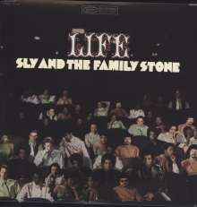 Sly & The Family Stone: Life, LP