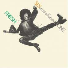 Sly & The Family Stone: Fresh, LP
