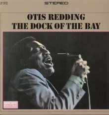 Otis Redding: The Dock Of The Bay (180g), LP