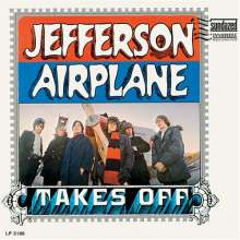 Jefferson Airplane: Takes Off (Mono Edition), LP