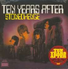 Ten Years After: Stonedhenge (mono), LP