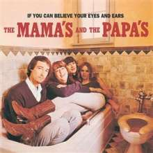 The Mamas & The Papas: If You Can Believe Your Eyes & Ears (mono), LP