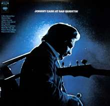 Johnny Cash: At San Quentin, LP