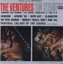 The Ventures: Ventures On Stage (180g) (Limited Edition) (Colored Vinyl), LP