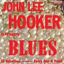 John Lee Hooker: John Lee Hooker Sings Blues (180g), LP
