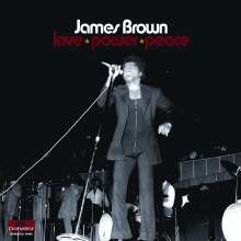 James Brown: Love, Power, Peace: Live at the Olympia, Paris 1971, 3 LPs