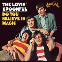 The Lovin' Spoonful: Do You Believe In Magic (180g) (mono), LP