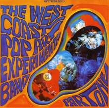 The West Coast Pop Art Experimental Band: Volume One + 2, CD