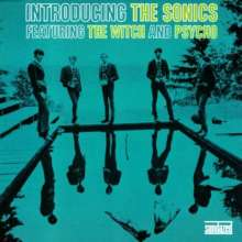 Sonics: Introducing The Sonics, CD