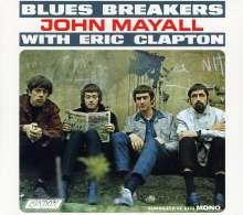 John Mayall & Eric Clapton: John Mayall & The Bluesbrakers With Eric Clapton (12 Tracks), CD