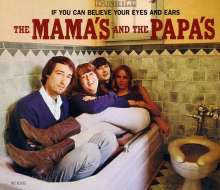 The Mamas & The Papas: If You Can Believe Your Eyes.., CD