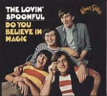 The Lovin' Spoonful: Do You Believe In Magic (Digipack), CD