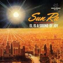 "Sun Ra (1914-1993): El Is A Sound Of Joy (Blue Vinyl), Single 7"""