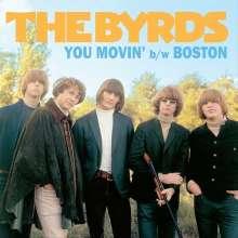 "The Byrds: You Movin'/Boston (Mono), Single 7"""
