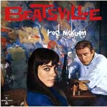 Rod McKuen: Beatsville (Red Vinyl), LP