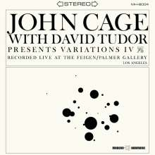 John Cage (1912-1992): Variations IV (Colored Vinyl), LP