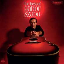 Gabor Szabo (1936-1982): The Best Of Gabor Szabo (Red Vinyl), LP