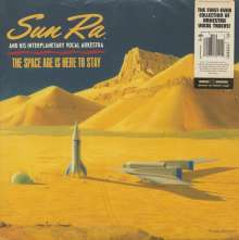 Sun Ra (1914-1993): The Space Age Is Here To Stay, 2 LPs