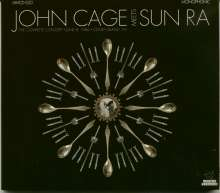 John Cage & Sun Ra: The Complete Concert, CD